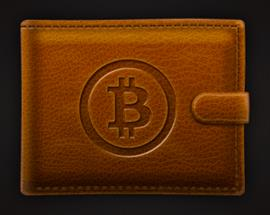 Bitcoin-wallet-billetera
