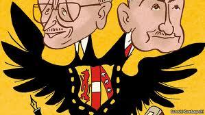 Hayek & Mises