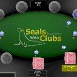 Seals With Clubs: póker para todo el mundo
