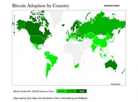 adopción-bitcoin-paises-localización