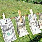 El lavado de dinero es un pseudocrimen
