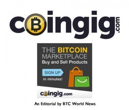 coingig+marketplace+bitcoin