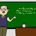 El regreso del Profesor Palau