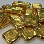 La escasez de oro es relativa