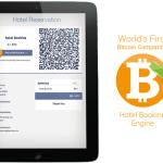 Nuevo motor de reservas de hoteles con Bitcoin