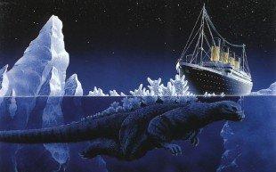 Godzilla-Titanic