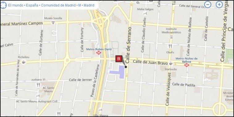 CalleBitcoin-Madrid-mapa