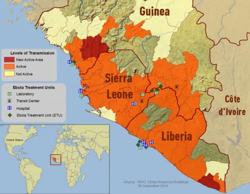 Ebola-Guinea-Liberia-Sierra Leona-2014