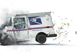 USPS-Truck-Crashing