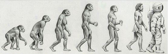 evolución-astronauta