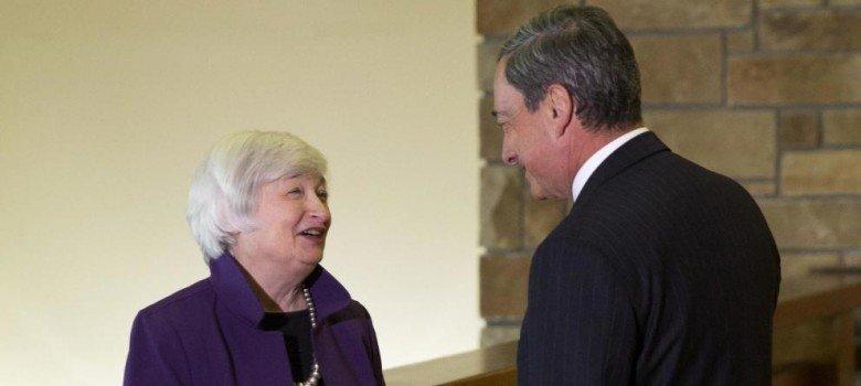 yellen-Draghi