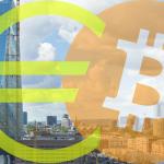 Cuando el bitcoin besó al euro