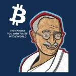 """Bitcoin y la resistencia """"noviolenta"""""""