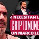¿Marco legal para las criptomonedas? No, gracias